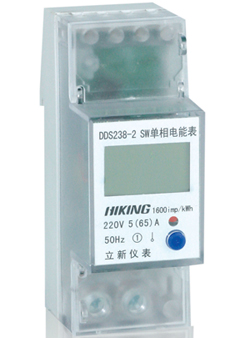 DDS238-2 SW Single Phase DIN-rail Meter