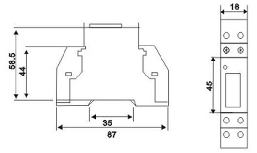 single phase static watt hour meter